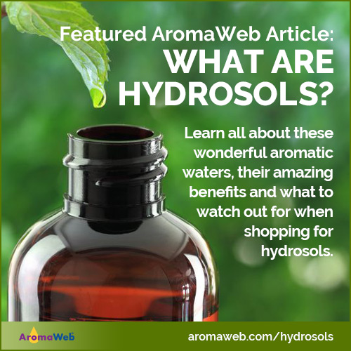 Introduction to Hydrosols