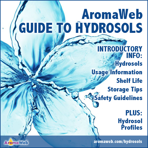 AromaWeb Guide to Hydrosols