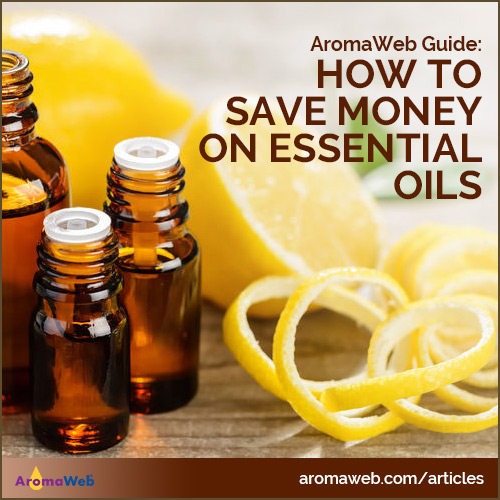 10 Tips for Saving Money on Essential Oils