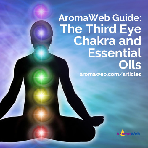 The Third Eye Chakra and Essential Oils