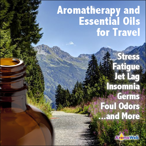 Essential Oils For Travel Aromaweb