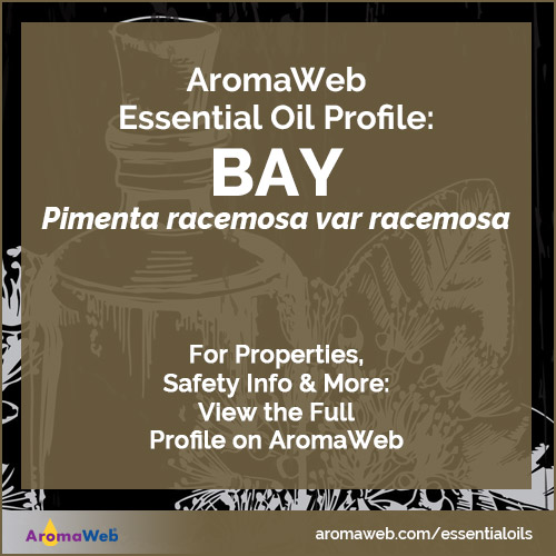 Bay Essential Oil Profile