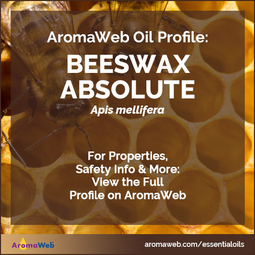 Beeswax Absolute Profile