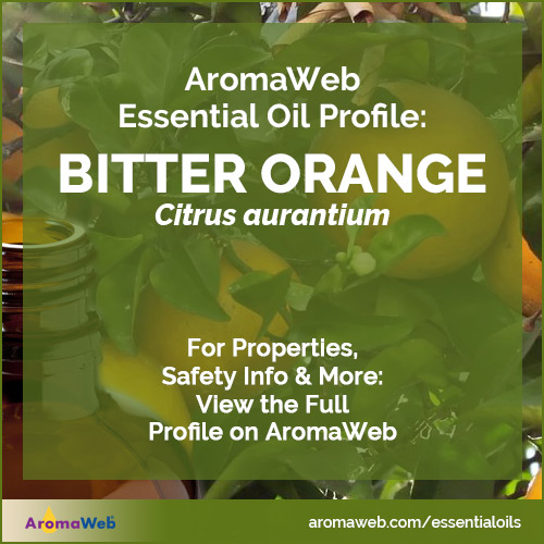 Bitter Orange Essential Oil Profile