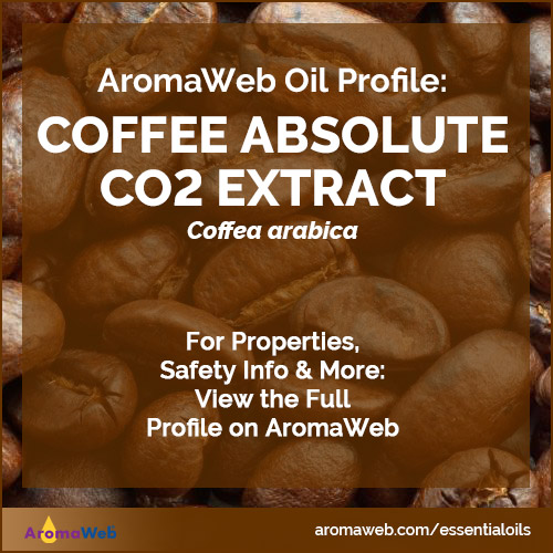 Coffee Oil Profile