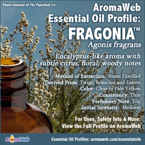 Fragonia Essential Oil Profile