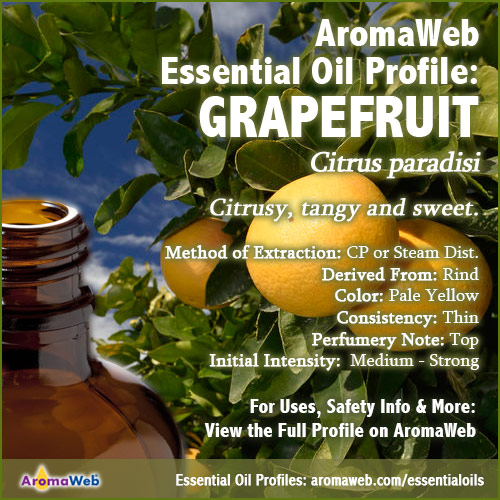 Grapefruit Essential Oil Profile