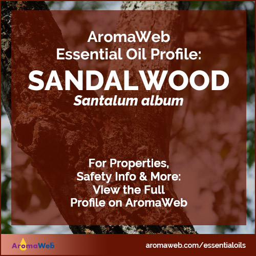 Sandalwood Essential Oil Profile