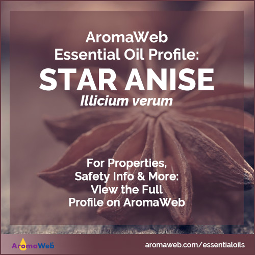 Star Anise Essential Oil Profile